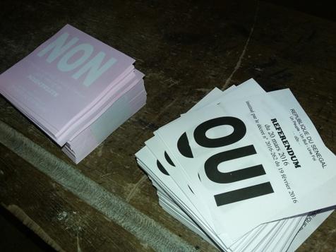 Commune de Koumpentoum : Le Oui l'emporte avec 626 voix pour, contre 250 Non
