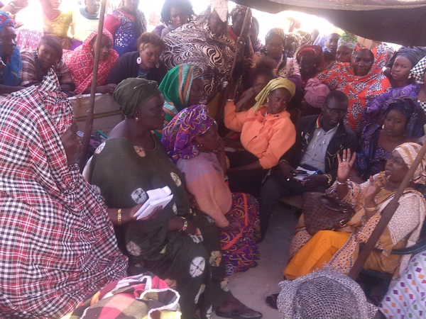 Photos - La Fondation Servir le Sénégal au chevet des femmes du quai de pêche de Yarakh