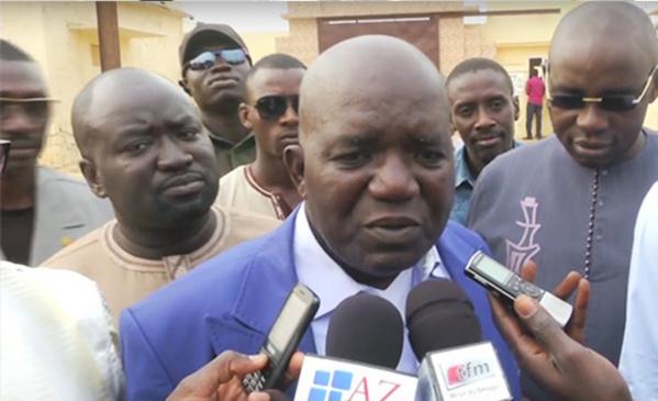Dagana : Le film du saccage du bureau de vote d'Oumar Sarr