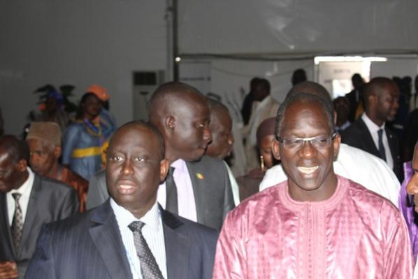 1er Congrès des maires : Mahammad Boun Abdallah Dionne invite les collectivités locales à nouer une collaboration soutenue avec l'Etat