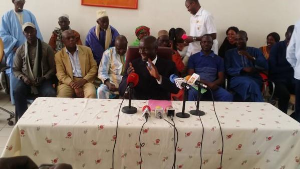 Idrissa Seck félicite Khalifa Sall et donne rendez-vous aux prochaines échéances