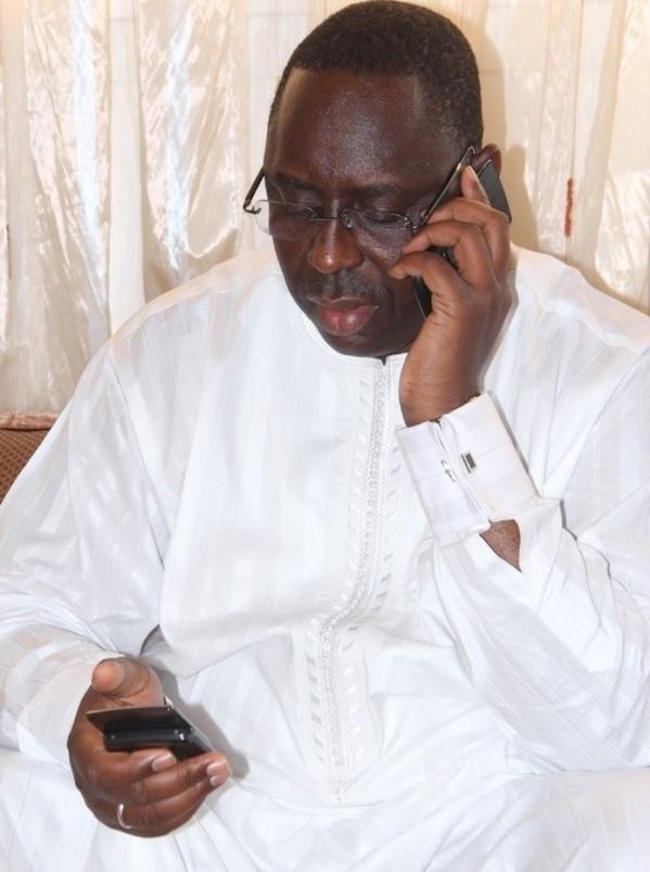 Après le référendum, Macky Sall s'adresse aux Sénégalais par Sms