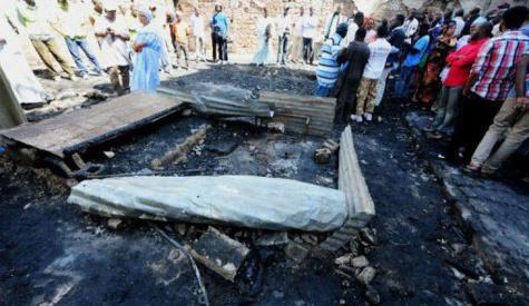 Kaolack : Un homme meurt dans l'incendie de sa boutique