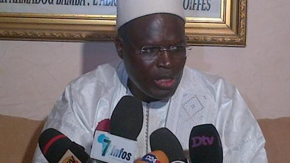 """Khalifa Sall : """"À part Mamadou Faye, je suis le plus ancien du Bureau politique du Ps"""""""