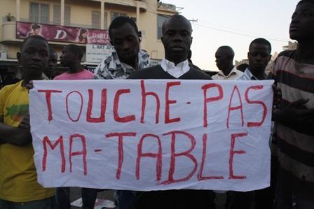 Réception du Centre commercial Félix Eboué : Khalifa Sall recase les ambulants