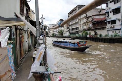 Horreur : Le corps d'un Sénégalais repêché d'un canal de Bangkok