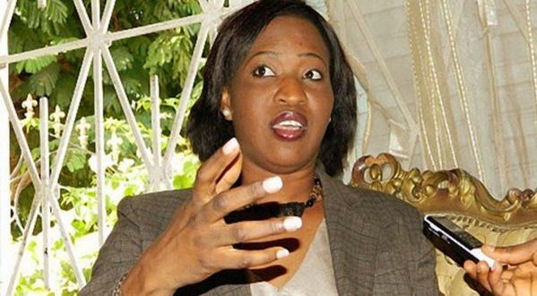 Zahra Iyane Thiam: « Je ne vois pas comment Me Ousmane Ngom peut se mouvoir dans l'Apr sans aucune gêne »