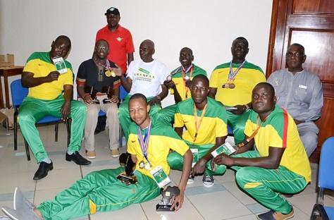 Sport cérébral - Scrabble : Les Lions ont survolé les championnats d'Afrique