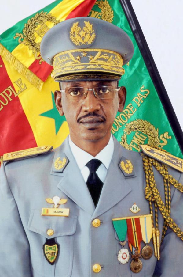 """Le général Mamadou Sow veut """"un système de renseignement performant"""""""