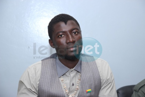 Paix en Casamance : Le slameur Cassien Badji alias Ksi Akapena utilise les mots et les maux pour sensibiliser sur la crise