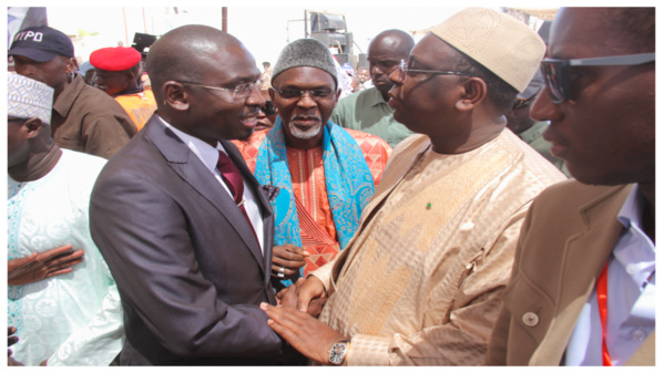 Dégâts collatéraux de la guerre fratricide d'AG/JOTNA à Dakar Dem Dikk: Elhadji Daniel SO éjecté