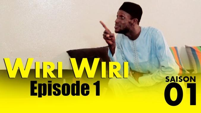 Extrait Wiri Wiri épisode 61 de ce Vendredi 01 Avril 2016