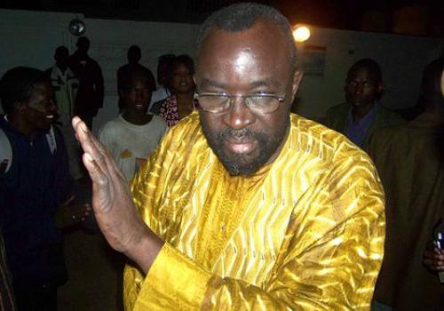 Transhumane: Moustapha Cissé Lô quitte Touba pour la Patte d'Oie