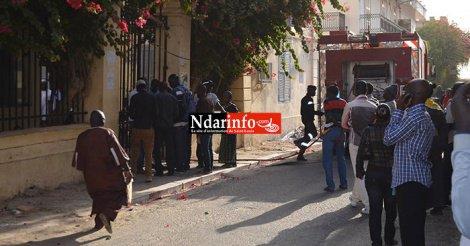 Abdou Aziz Diao écope de 6 mois avec sursis : Il avait saccagé un bureau de vote à Dagana