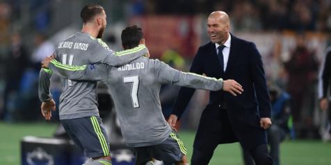Victoire du Real face au Barça : Les schémas tactiques de Zidane publiés