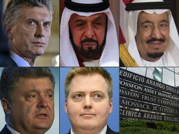 Panama Papers : La liste des personnalistés cités par pays