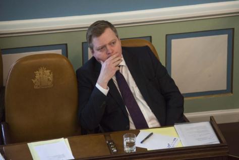 Panama Papers. Le Premier ministre islandais démissionne