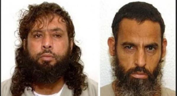 Experts en explosifs, combattants aguerris d'Al Qaida : Le profil inquiétant des deux ex-détenus de Guantanamo