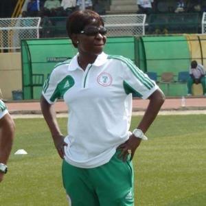Qualifications au Championnat d'Afrique de football féminin - Les Super Falcons du Nigéria promettent le feu demain à Demba Diop