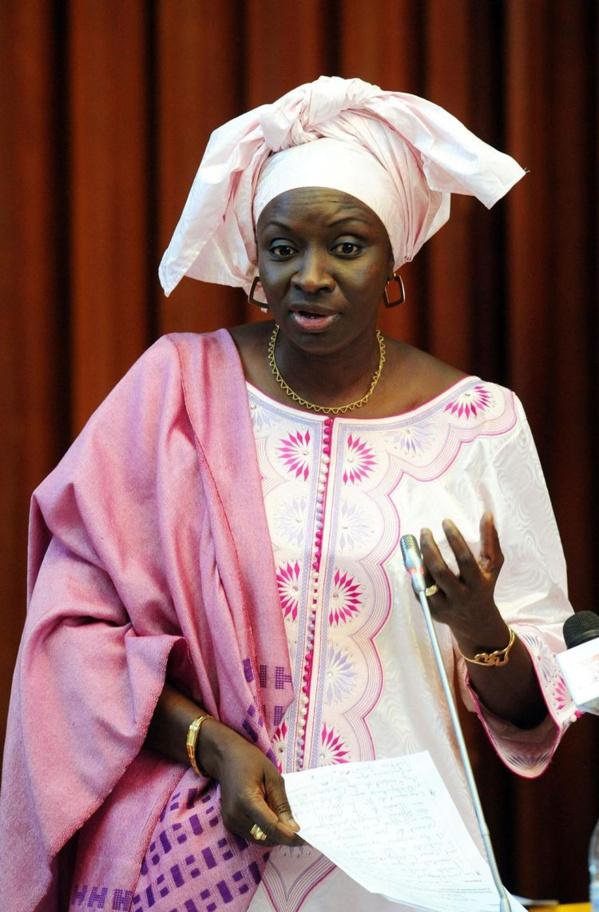 """Me Djiby Diallo : """"Cette procédure est une arme pour détruire politiquement Mimi Touré"""""""