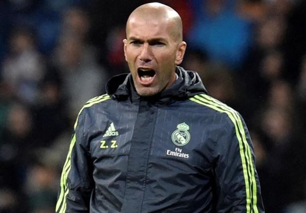 Zinédine Zidane après la défaite du Réal : «Un non-match, surtout en première mi-temps»
