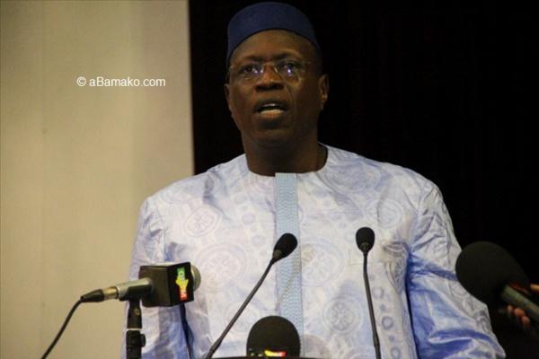 Hamed Diané Séméga, ancien ministre des Transports du Mali sous ATT