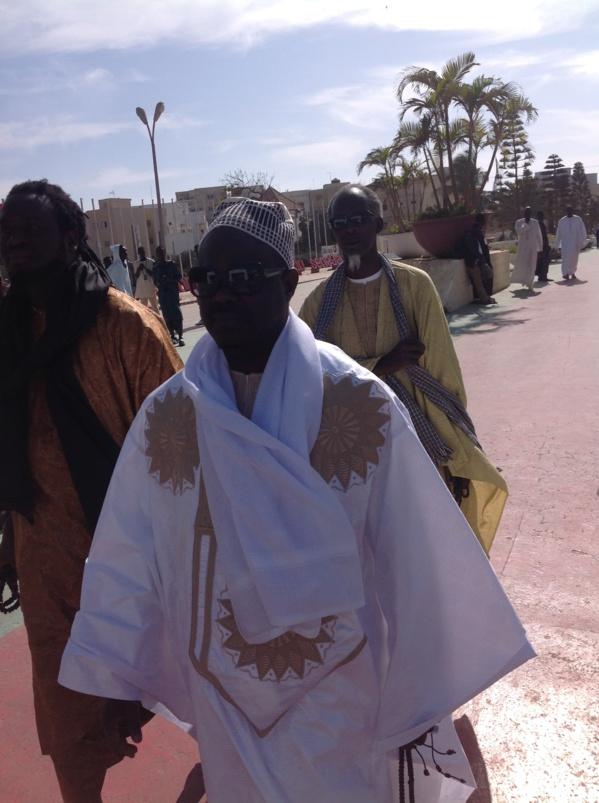 Journée culturelle Khadimou Rassoul : Prières et Xaïssades étaient au menu au Cices
