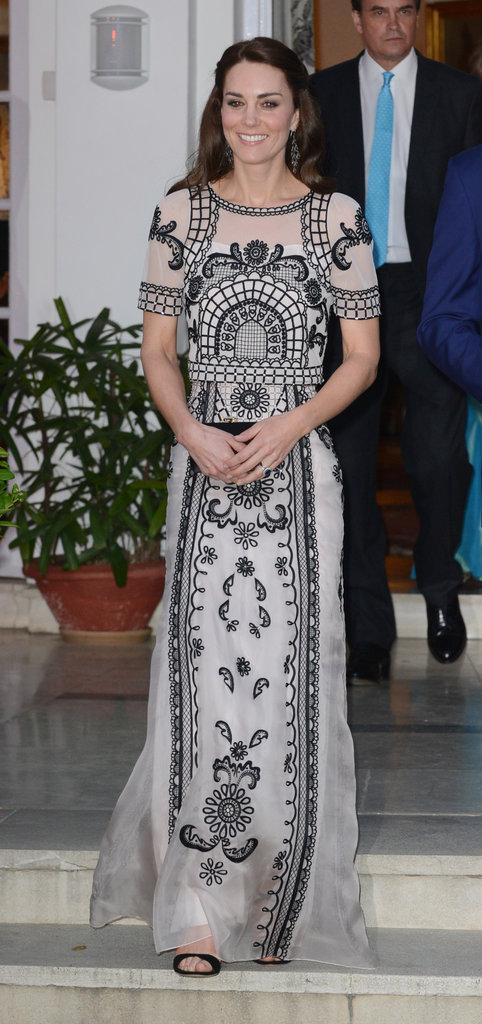 Princesse Kate : son nouvel hommage à l'Inde coûte 5000 euros !