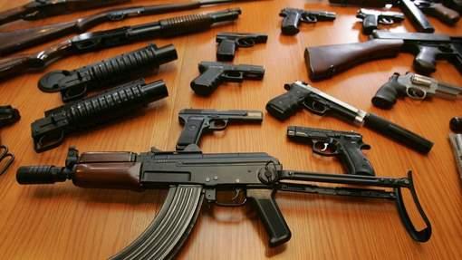 Prolifération des armes : 150 Kalachnikovs saisis à Tambacounda