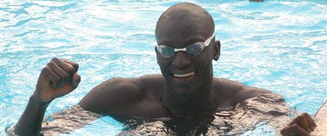 Parti en formation en Allemagne : Le nageur Cheikh Kane « porté disparu »