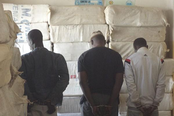 Touba : Cinq individus arrêtés avec de la drogue à quelques mètres du domicile du Khalife