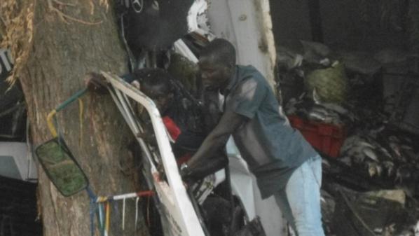 Accident à Louga: encore des morts sur la route