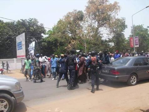 Gambie : l'UDP annonce la mort de trois de ses responsables