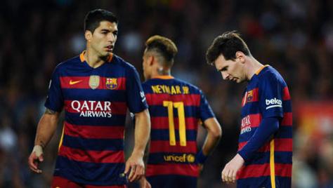 La Liga devient folle: rien ne va plus au Barça