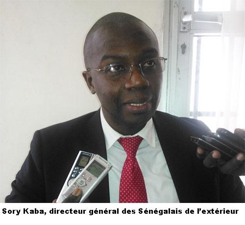 Sory Kaba : « Nos compatriotes arrêtés en Gambie seront bientôt libérés »