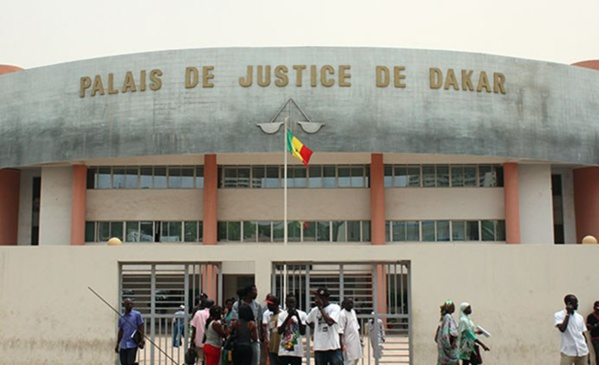 Outrage à agents : Le Franco-sénégalais risque six mois ferme