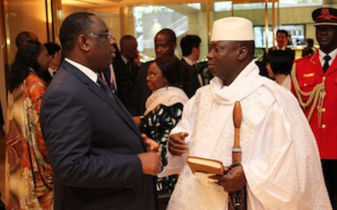 Gambie : Les dessous de la libération des quatre prisonniers sénégalais par Banjul