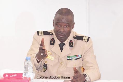 Diffamation: L'armée sénégalaise annonce une plainte contre un journal italien