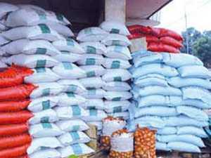 Dahra : 65 sacs de riz périmé saisis