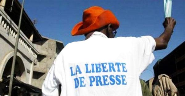 Liberté de la presse : le Sénégal passe de la 71e à la 65e place mondiale