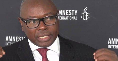 """Alioune Tine sur la situation en Gambie : """"Pour cette affaire, le silence du leadership africain est inquiétant"""""""