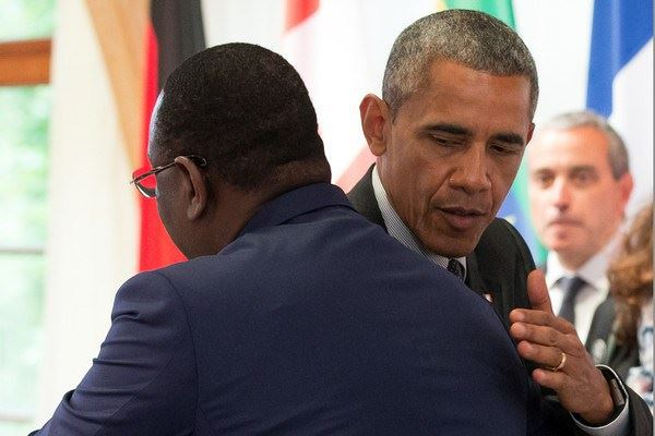 Fermeture de Guantanamo : Obama remercie Macky pour avoir accepté d'accueillir deux ex-détenus au Sénégal