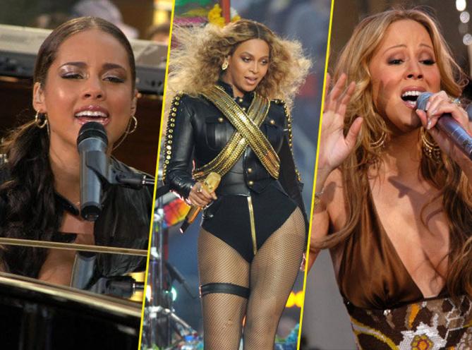 Alicia Keys, Beyoncé, Mariah Carey : elles ont toutes repris des chansons de Prince !