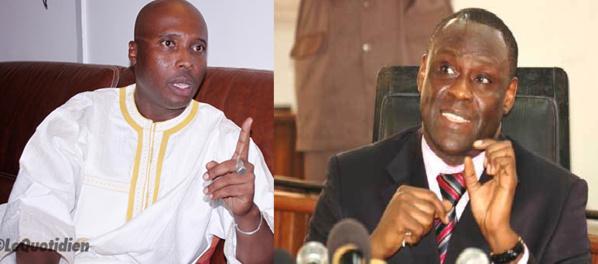 Arrêt des travaux initiés par la mairie de Mermoz-Sacré Cœur : Barthélemy Dias cible-t-il l'ancien procureur Ousmane Diagne ?