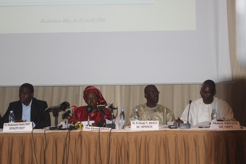 Khoudia Mbaye : « Le Sénégal a besoin de faire des réajustements afin d'hisser notre administration à la hauteur des ambitions du Président »