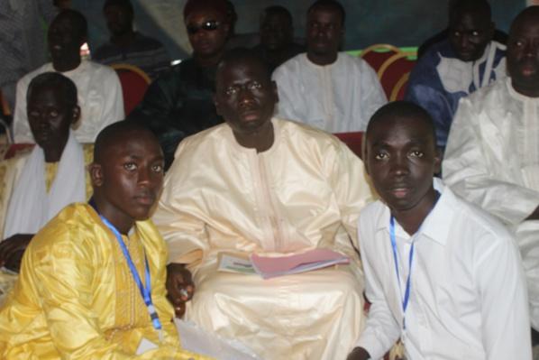 """Abdoulah Bassoul, président du club arabe du lycée Cheikh Mouhamadou Fadilou Mbacké : """"Arabe n'est pas synonyme de terrorisme"""""""
