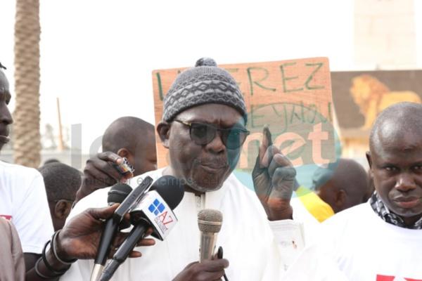 """Moustapha Diakhaté : """"La Gambie et le Sénégal ont un seul problème qui se nomme Yaya Jammeh"""""""