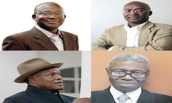 Ces professeurs d'Afrique francophone qui excellent aux Etats-Unis : Mamadou Diouf, Souleymane Bachir Diagne, Manthia Diawara et Achille Mbembe