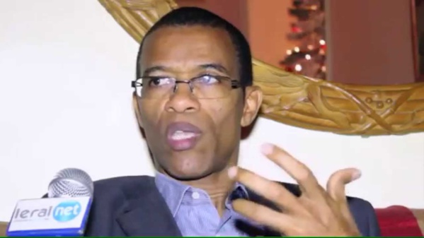 """Alioune Ndoye : """"Je ne suis pro de qui ce soit, je suis un pro Parti socialiste"""""""