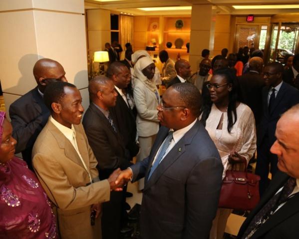 Visite mouvementée de Macky Sall aux Usa : Colère et bagarre au menu de la rencontre à la maison du Sénégal à New York